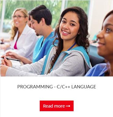C/C++ LANGUAGE