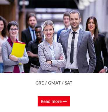 GRE/GMAT/SAT