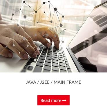 JAVA/J2EE/MAINFRAME